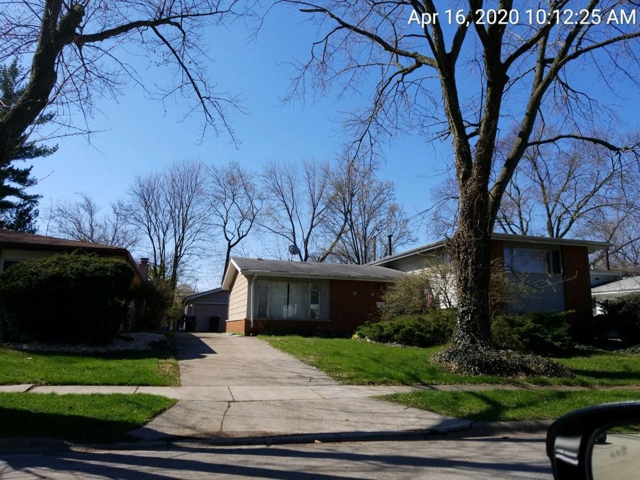 411 Sherman Street, Park Forest, IL 60466 - #: 10744083
