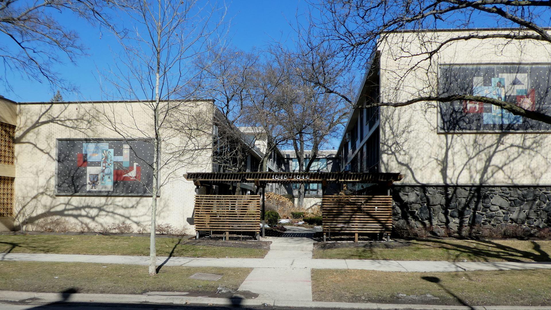 1044 Ontario Street #2D, Oak Park, IL 60302 - #: 10770083