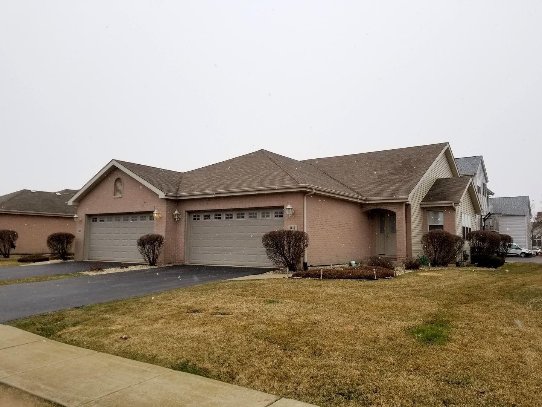 1416 TRAILSIDE Drive, Beecher, IL 60401 - #: 10673084