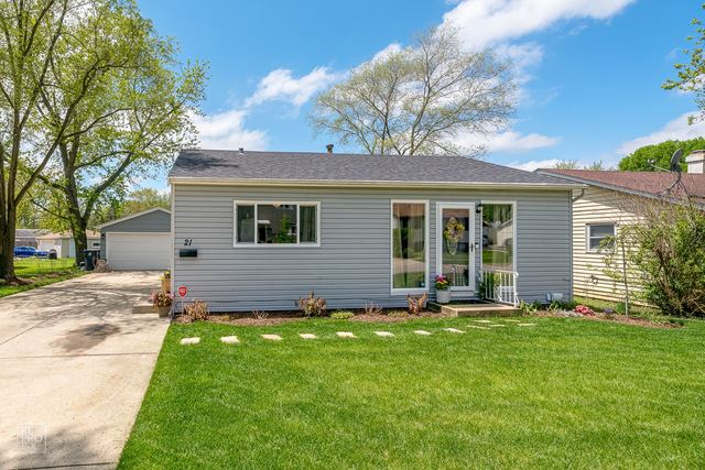 21 Grow Lane, Streamwood, IL 60107 - #: 10722084
