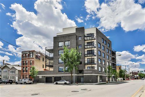 Photo of 1157 W Erie Street #4W, Chicago, IL 60642 (MLS # 10805085)