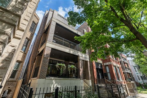 Photo of 3321 N Kenmore Avenue #1, Chicago, IL 60657 (MLS # 11137086)