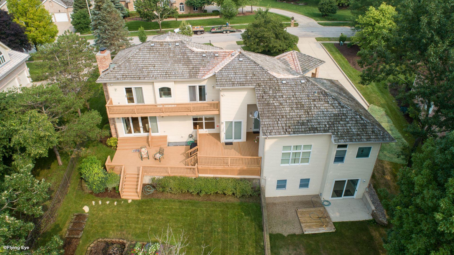 Photo of 24635 W Manor Drive, Shorewood, IL 60404 (MLS # 11161086)