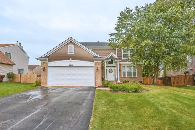 9673 Compton Drive, Huntley, IL 60142 - #: 10512087