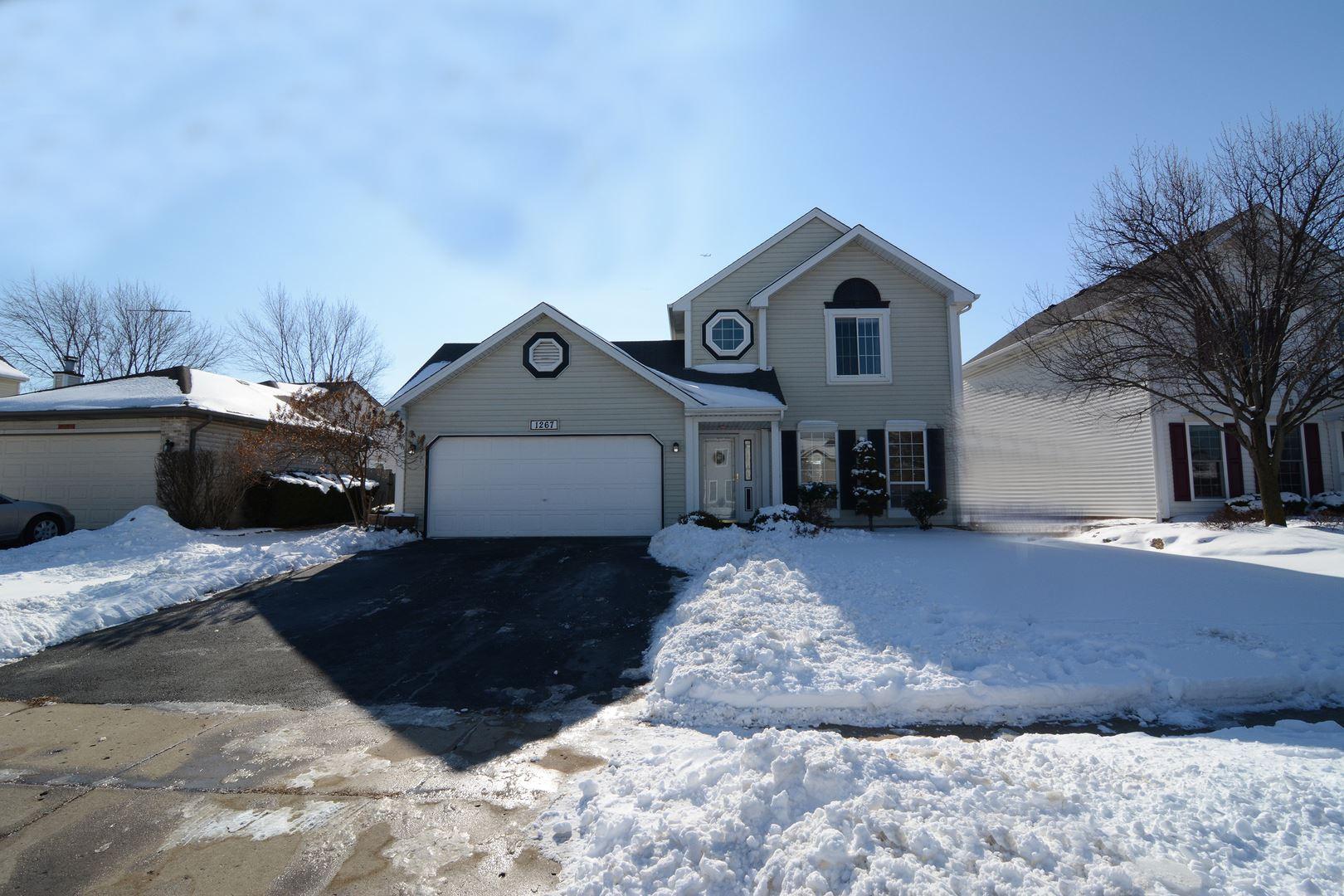 1267 Concord Drive, Elgin, IL 60120 - #: 10983087