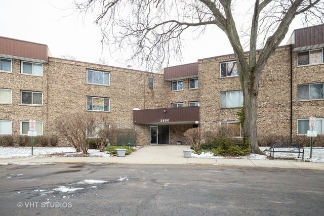 2600 BROOKWOODWAY Drive #107, Rolling Meadows, IL 60008 - #: 10632088