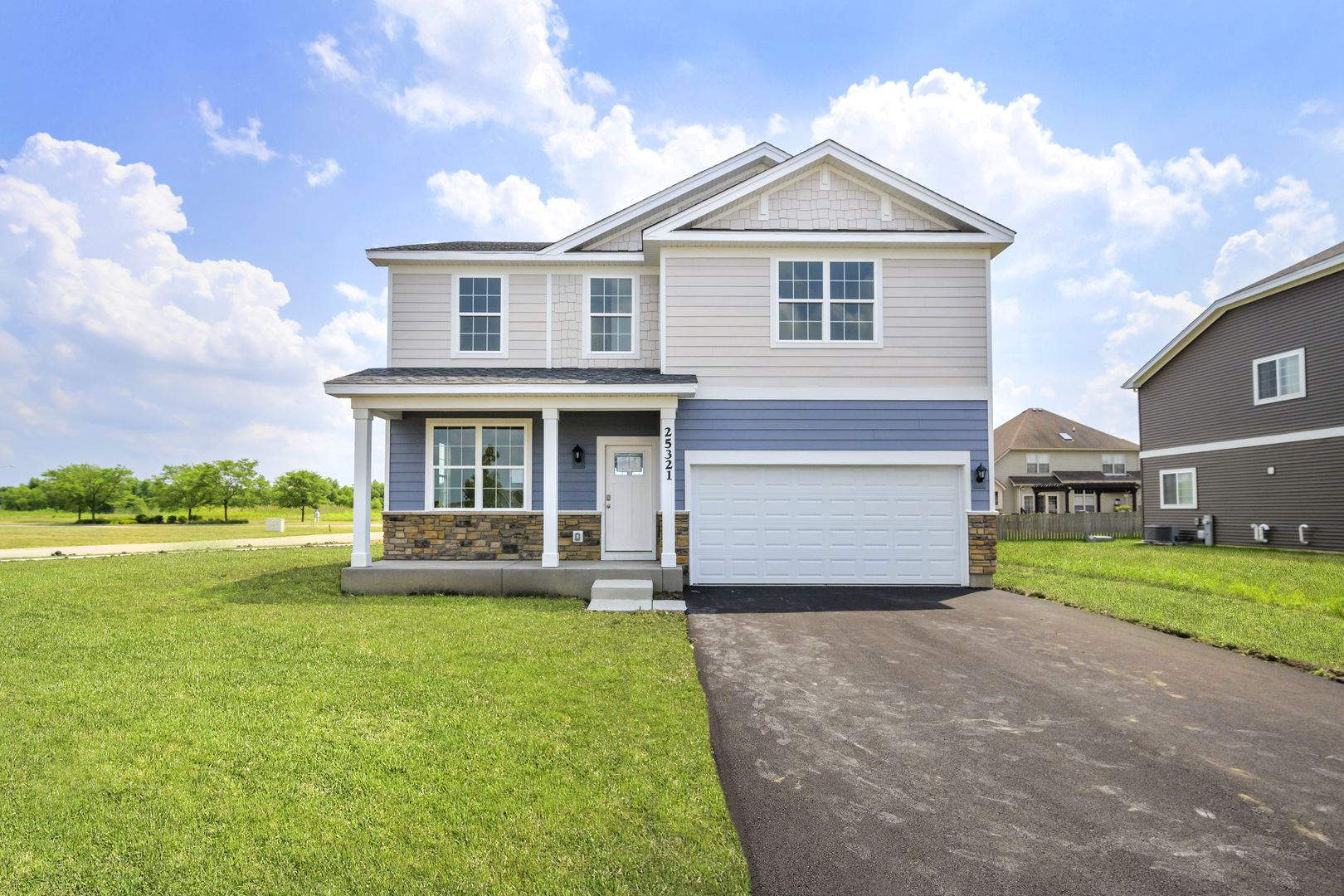 25321 W Ryan Lane, Plainfield, IL 60586 - #: 10736088