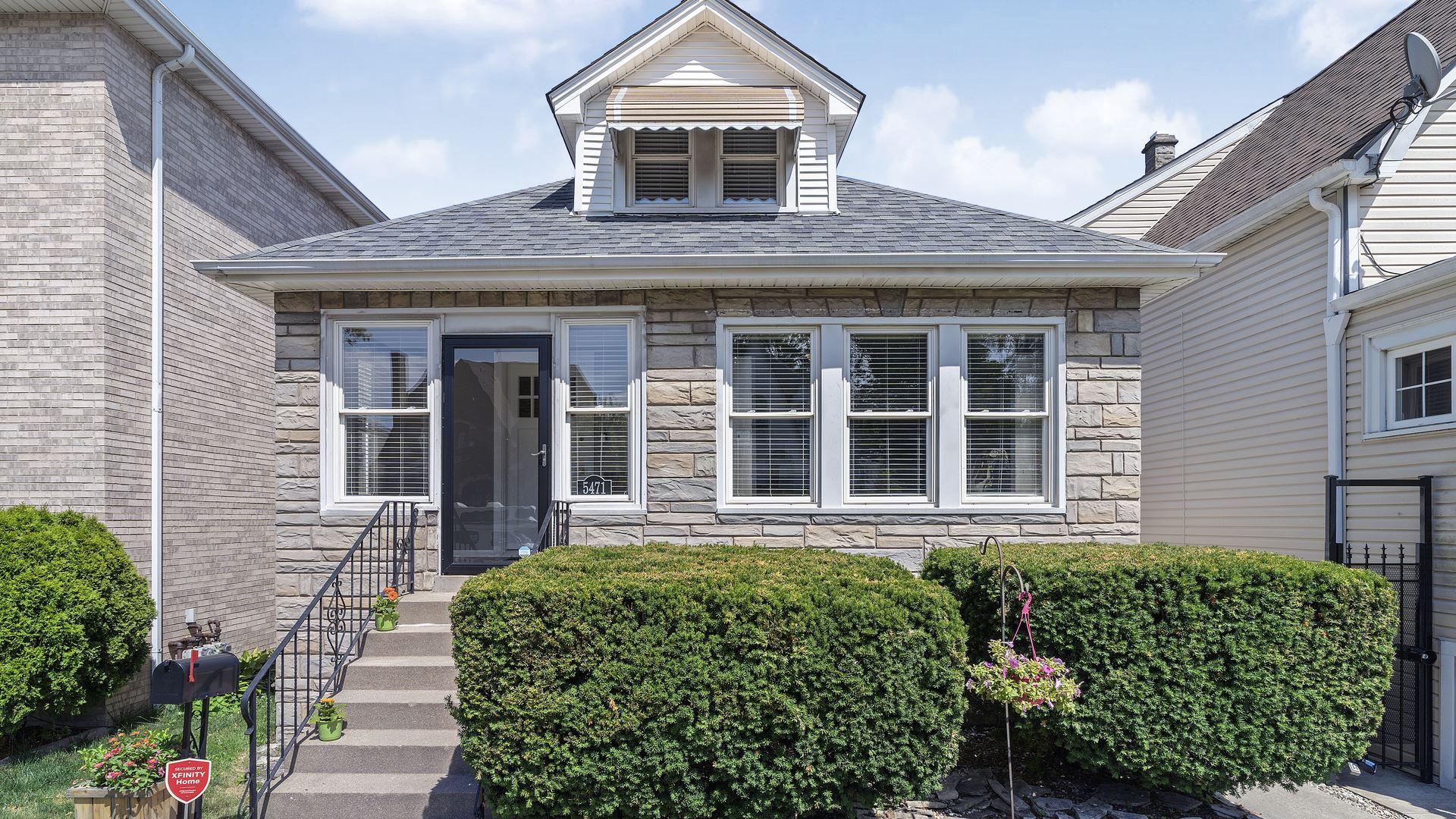 5471 N Parkside Avenue, Chicago, IL 60630 - #: 10800089