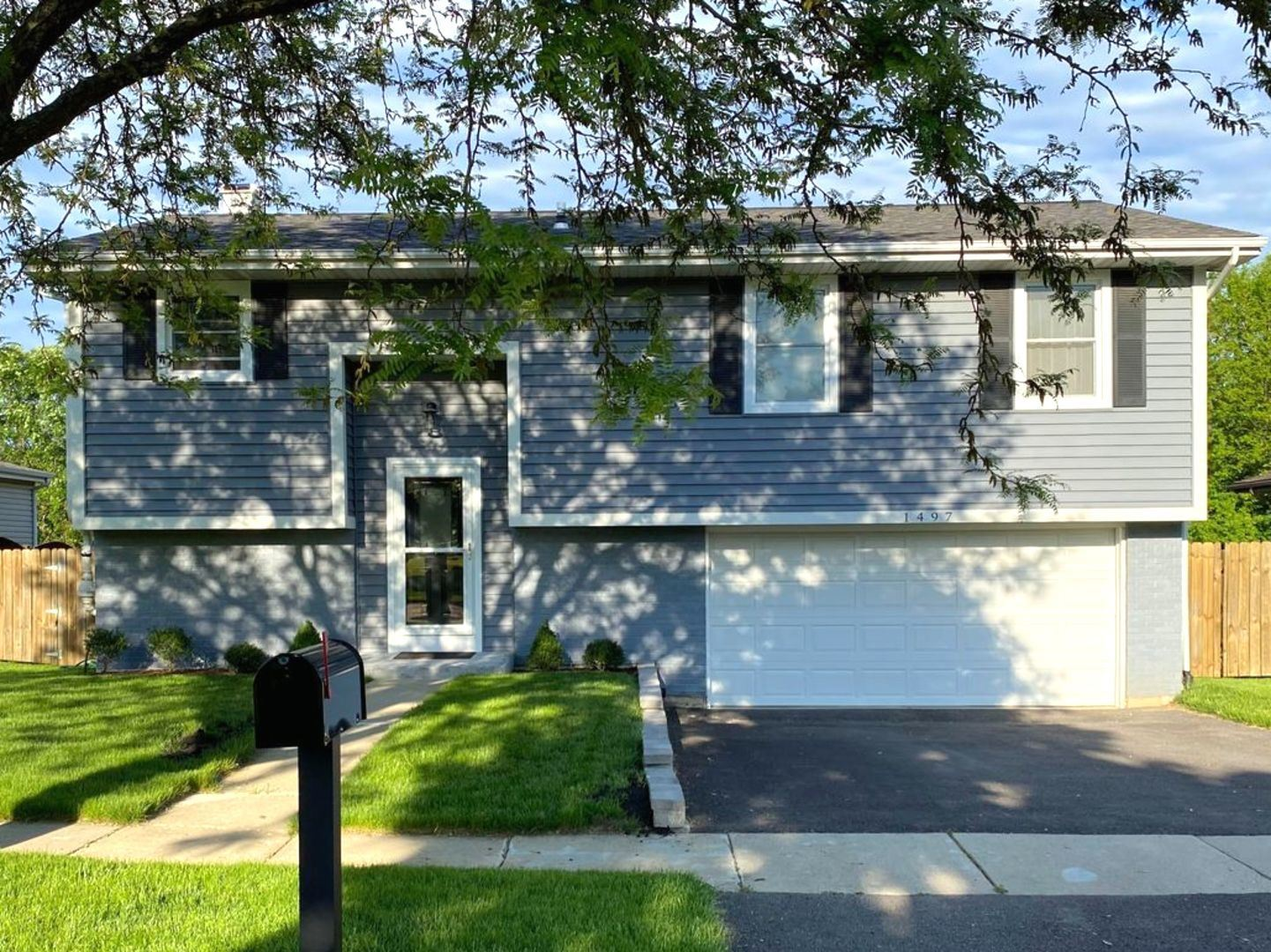 1497 Winthrop Court, Glendale Heights, IL 60139 - #: 10736090