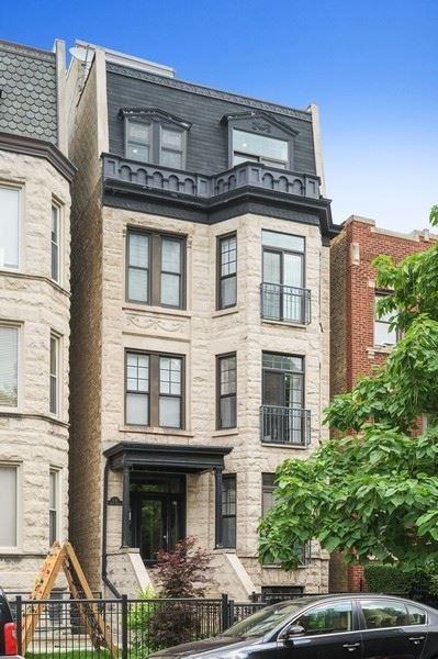 3743 N Wilton Avenue #4, Chicago, IL 60613 - #: 10809090