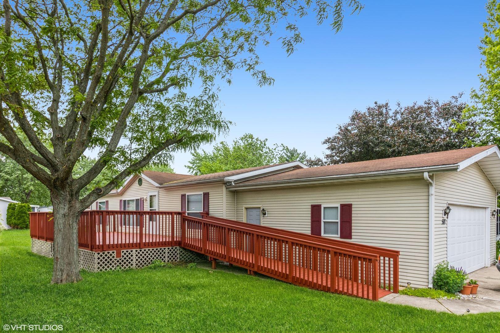 507 E Wood Court, Belvidere, IL 61008 - #: 11109090