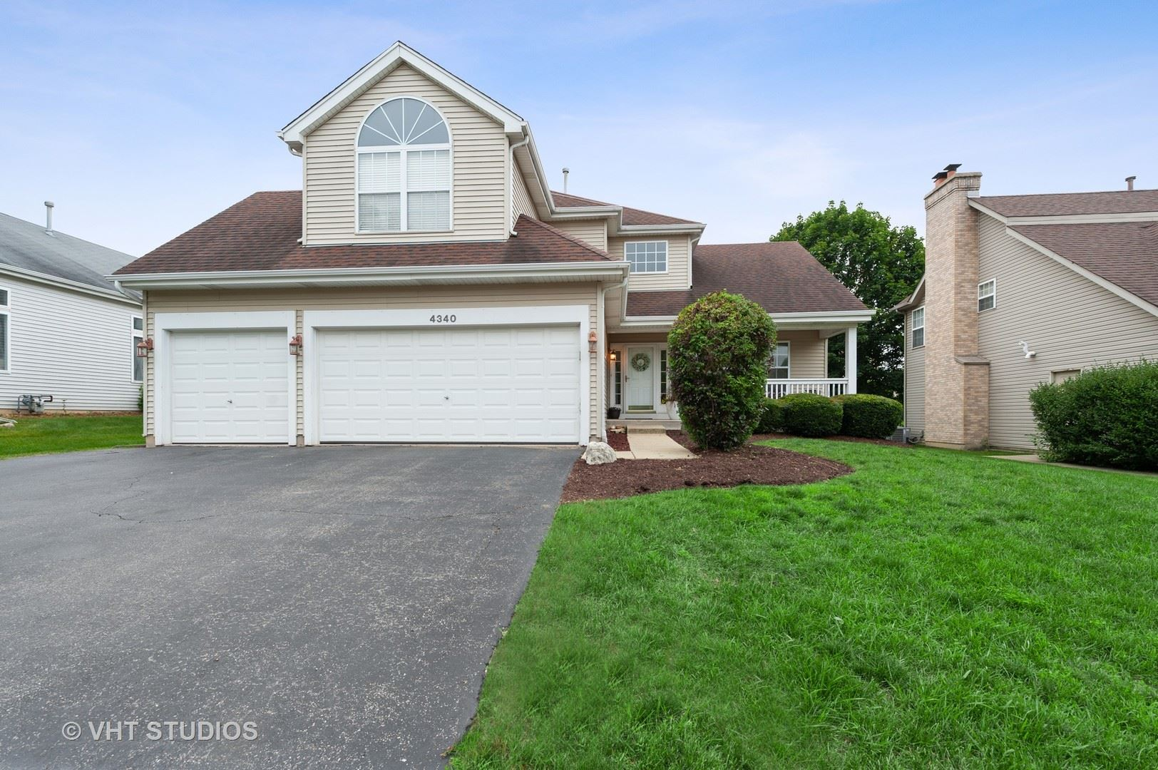 4340 Rolling Hills Drive, Lake in the Hills, IL 60156 - #: 11151090