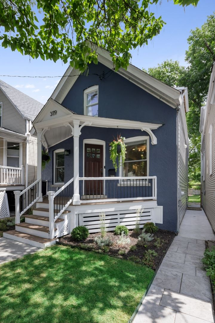 3119 N Honore Street, Chicago, IL 60657 - #: 10806091