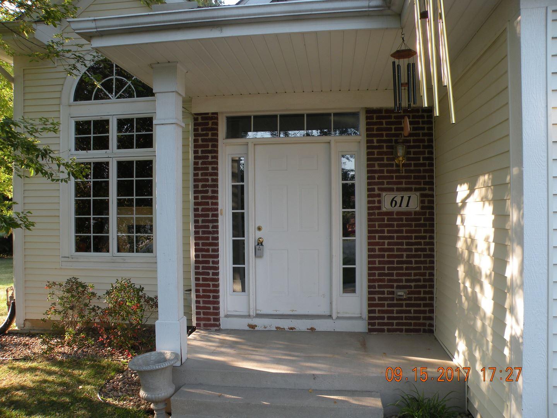 611 Candlewick Drive NE, Poplar Grove, IL 61065 - #: 10951091