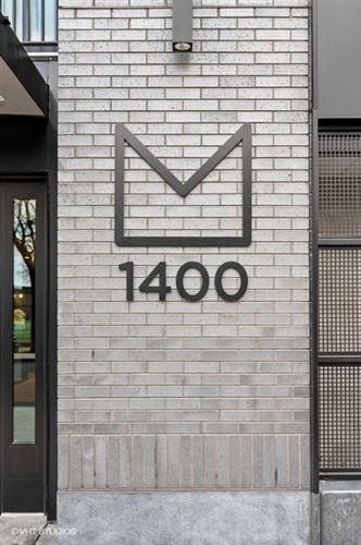 Photo of 1400 W Monroe Street #5G, Chicago, IL 60607 (MLS # 10981092)