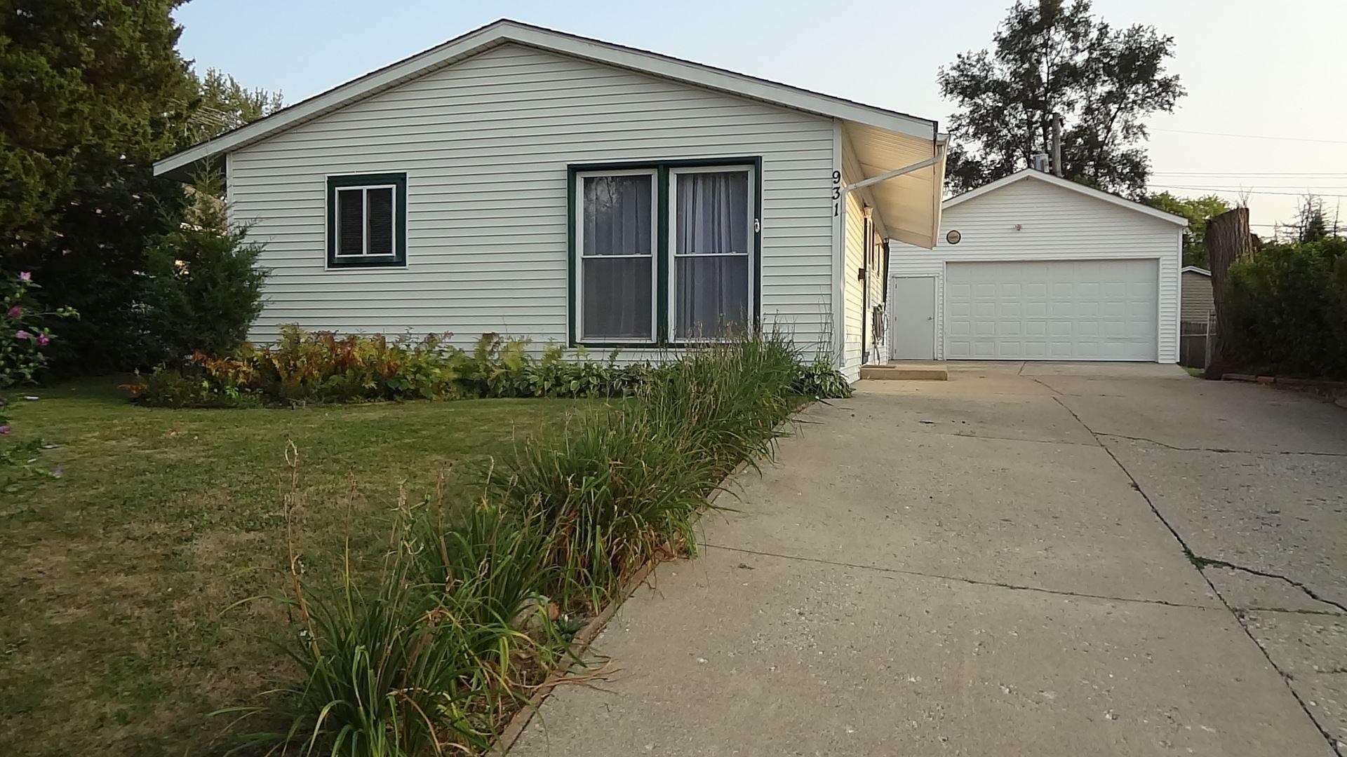 931 Chippewa Circle, Carpentersville, IL 60110 - #: 10835092
