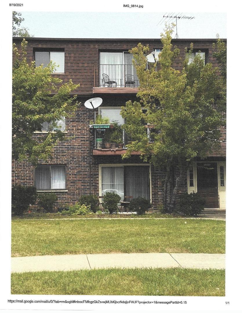 1203 whisperinghills Court #3B, Naperville, IL 60540 - #: 11197092