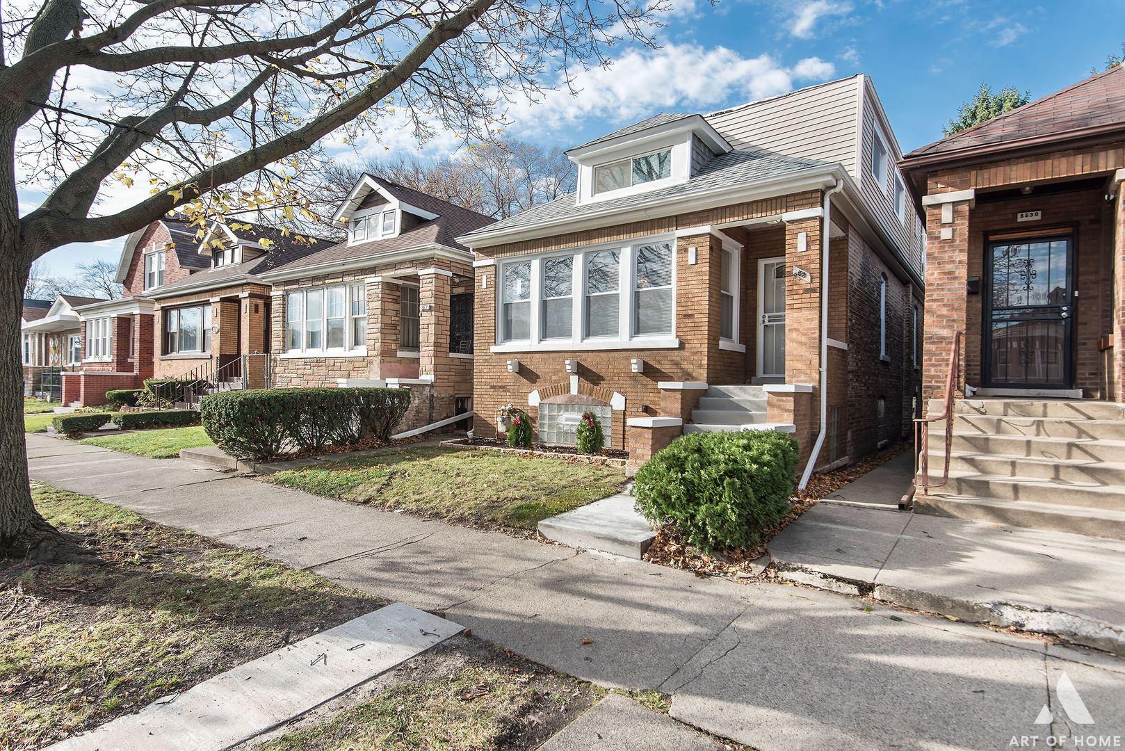 Photo for 8532 S Hermitage Avenue, Chicago, IL 60620 (MLS # 10939093)