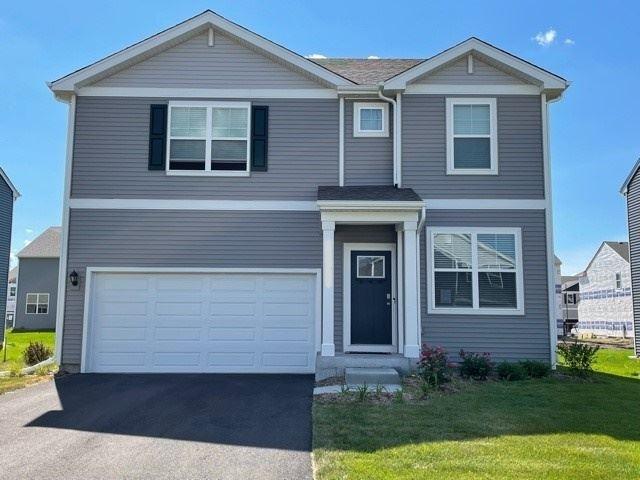 1695 Cottage Drive, Pingree Grove, IL 60140 - #: 11254093
