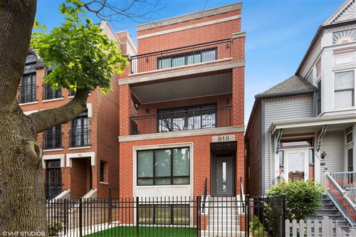 Photo of 919 W Wrightwood Avenue #3, Chicago, IL 60614 (MLS # 11157094)