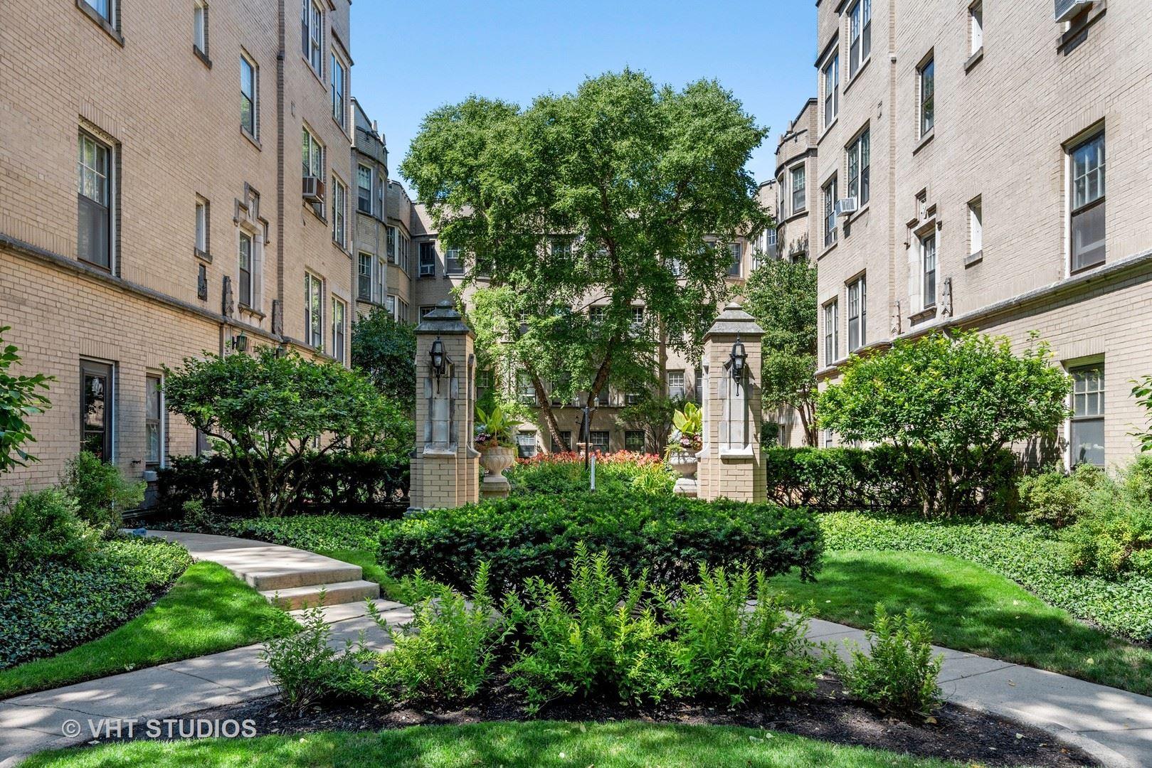 670 HINMAN Avenue #3D, Evanston, IL 60202 - #: 10810094
