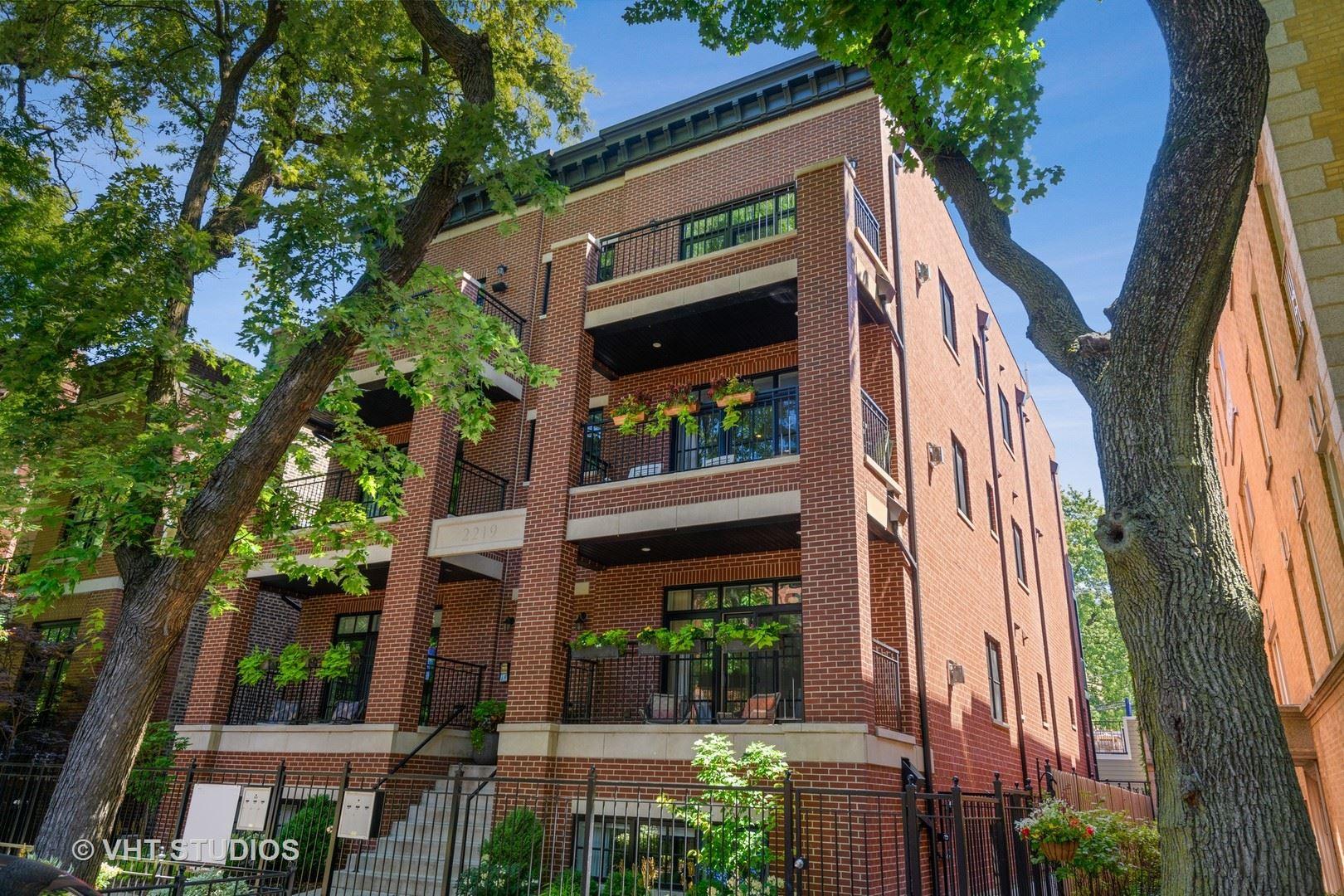 2219 N Bissell Street #1S, Chicago, IL 60614 - #: 11114094