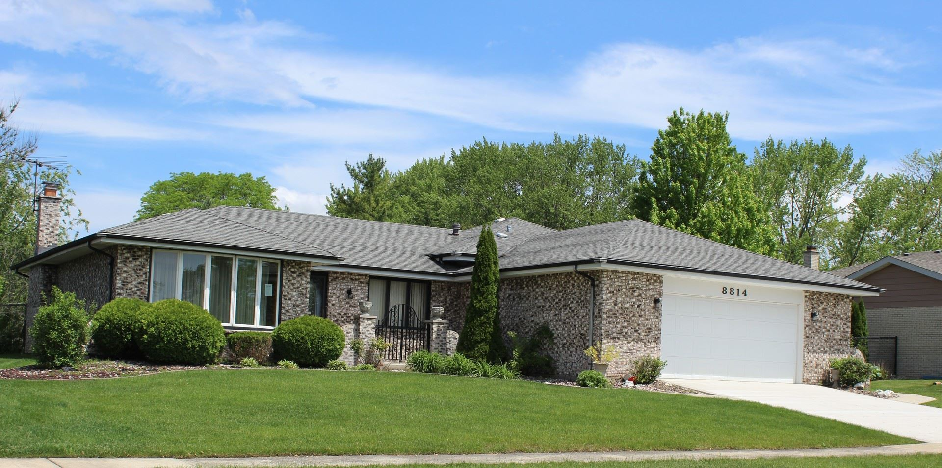 8814 Butterfield Lane, Orland Park, IL 60462 - #: 10717095