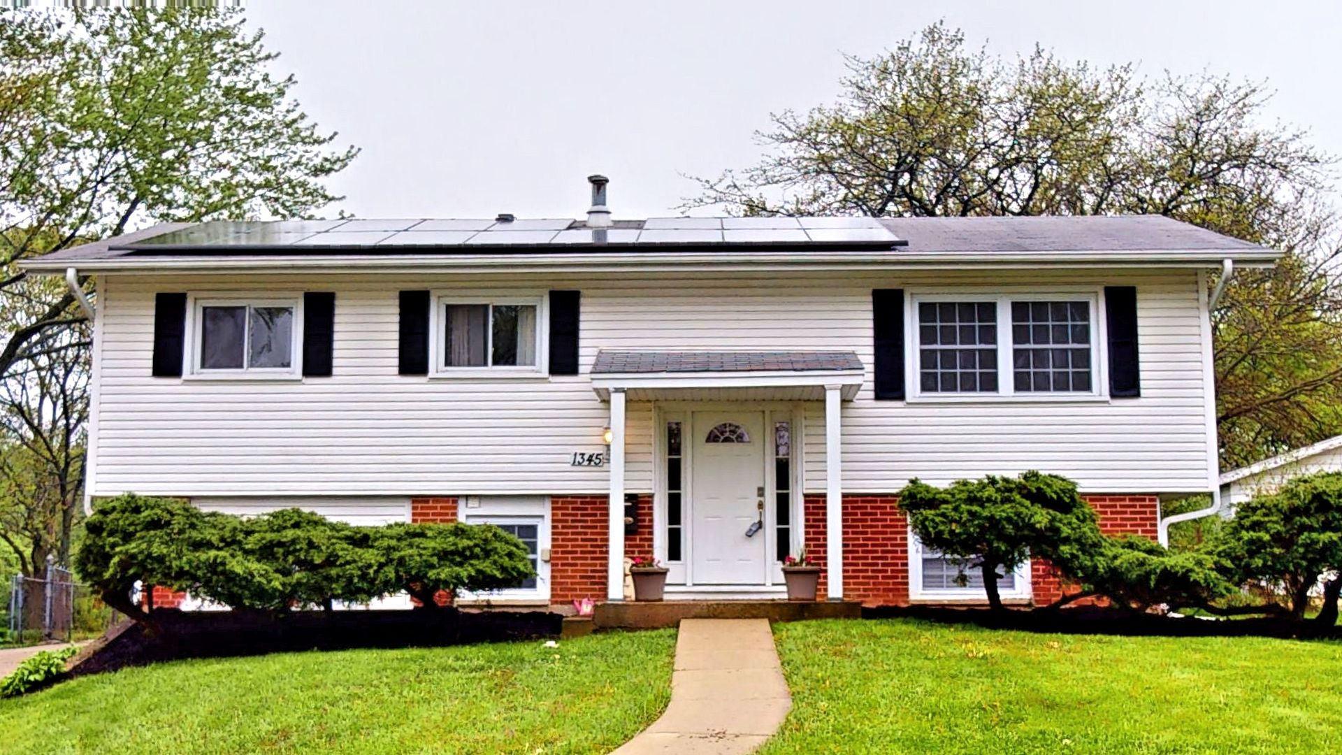 1345 Jefferson Road, Hoffman Estates, IL 60169 - #: 10720095