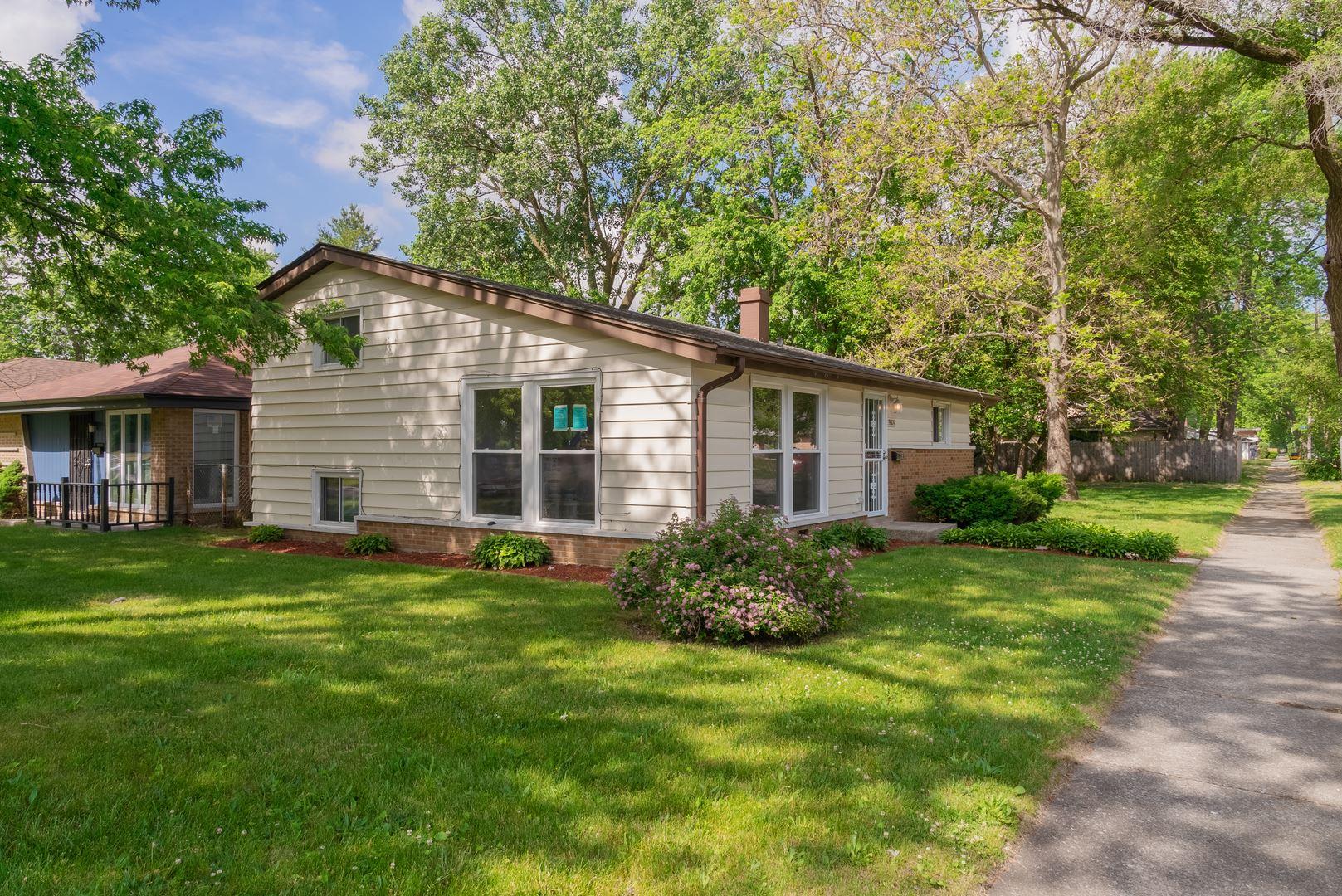 14604 Blackstone Avenue, Dolton, IL 60419 - #: 11118096