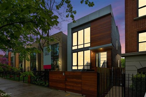 Photo of 1736 N Humboldt Boulevard, Chicago, IL 60647 (MLS # 10727097)