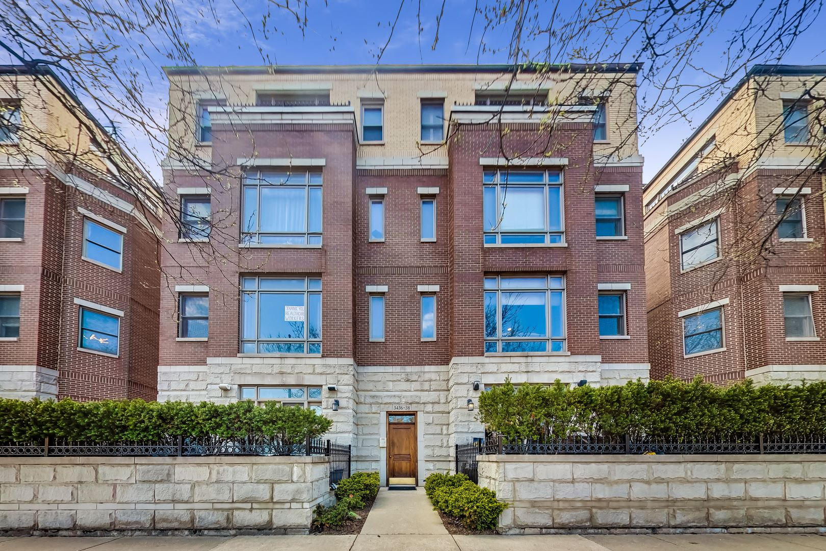 3438 N Ashland Avenue #4N, Chicago, IL 60657 - #: 10725098
