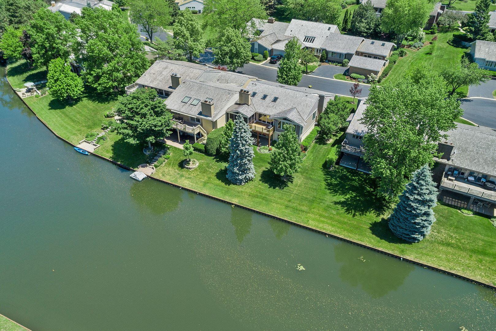 64 Briarwood Lane, Oak Brook, IL 60523 - MLS#: 10782098