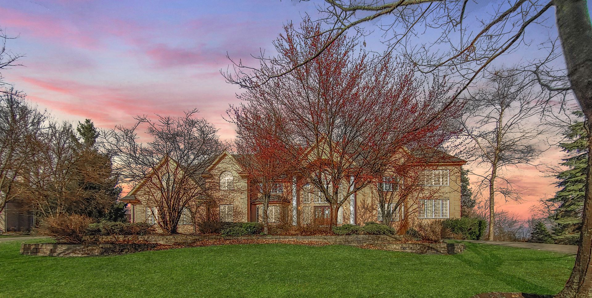 7 Pacer Trail, South Barrington, IL 60010 - #: 10501099