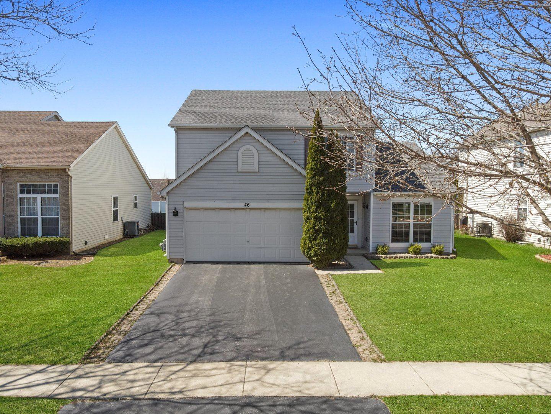Photo of 46 Kentland Drive, Romeoville, IL 60446 (MLS # 11044099)