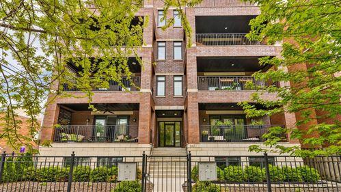 Photo of 843 W Fletcher Street #3W, Chicago, IL 60657 (MLS # 10719100)