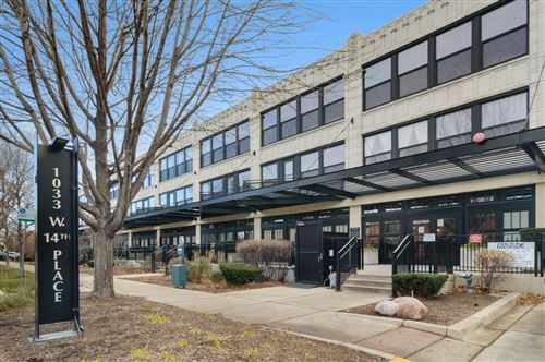 Photo of 1033 W 14th Place #412, Chicago, IL 60607 (MLS # 10970100)