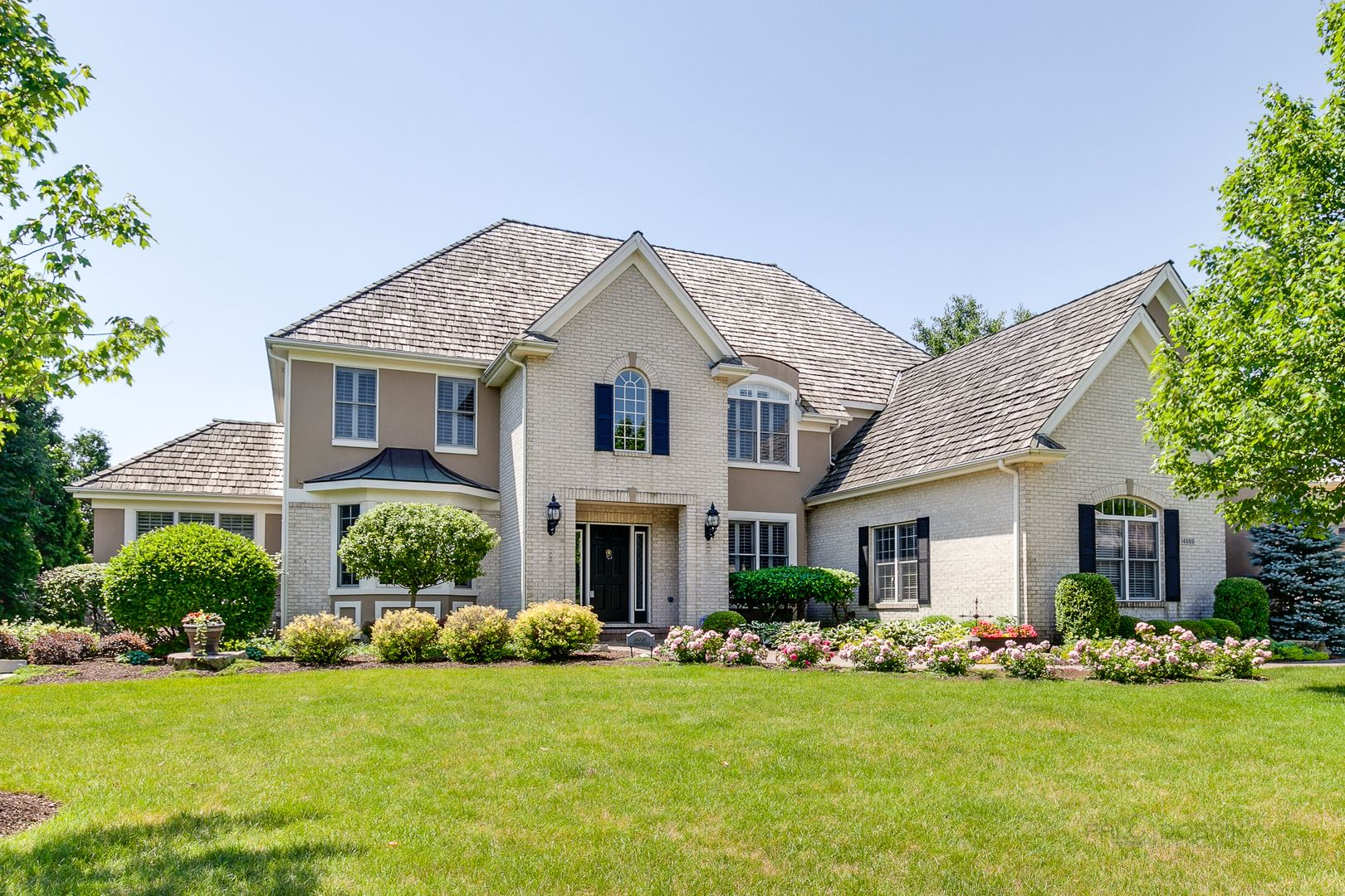 14669 N Somerset Circle, Libertyville, IL 60048 - #: 10768100