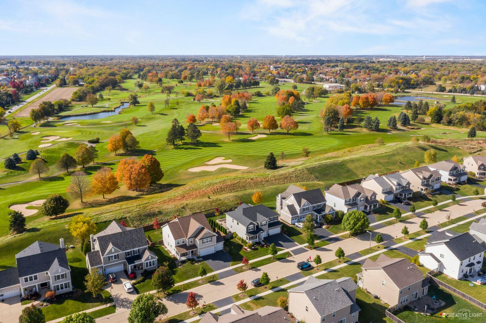 Photo of 111 Bluegrass Parkway, Oswego, IL 60543 (MLS # 10908100)