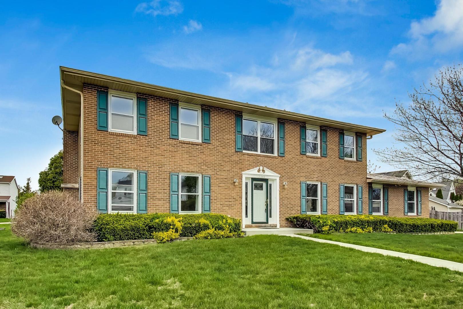 1290 W Dovington Drive, Hoffman Estates, IL 60169 - #: 11102101