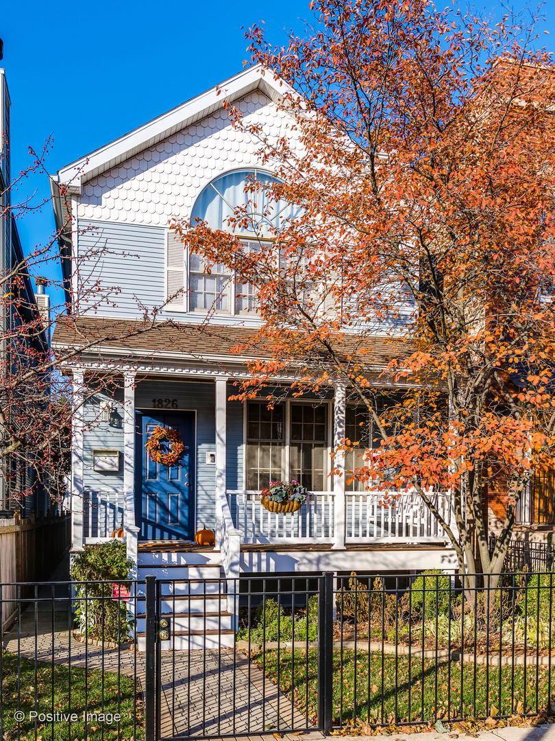 1826 W Wellington Avenue, Chicago, IL 60657 - #: 10627103