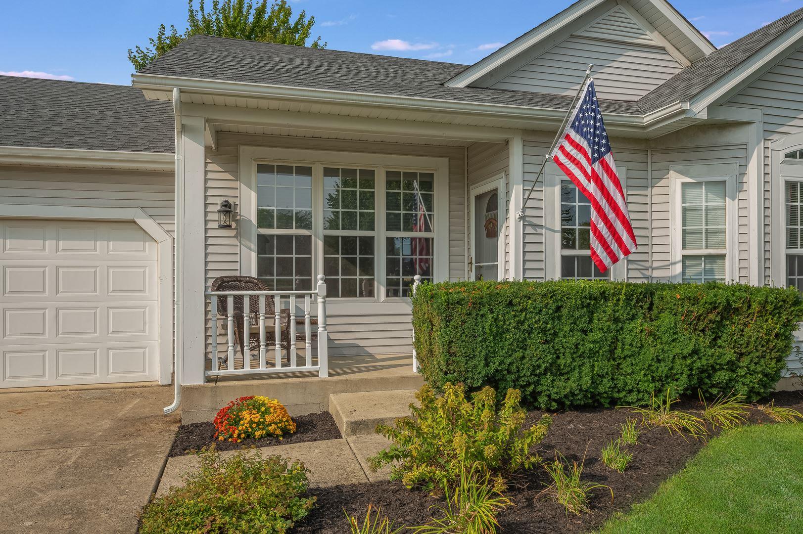 Photo of 503 Heritage Drive, Oswego, IL 60543 (MLS # 10860103)