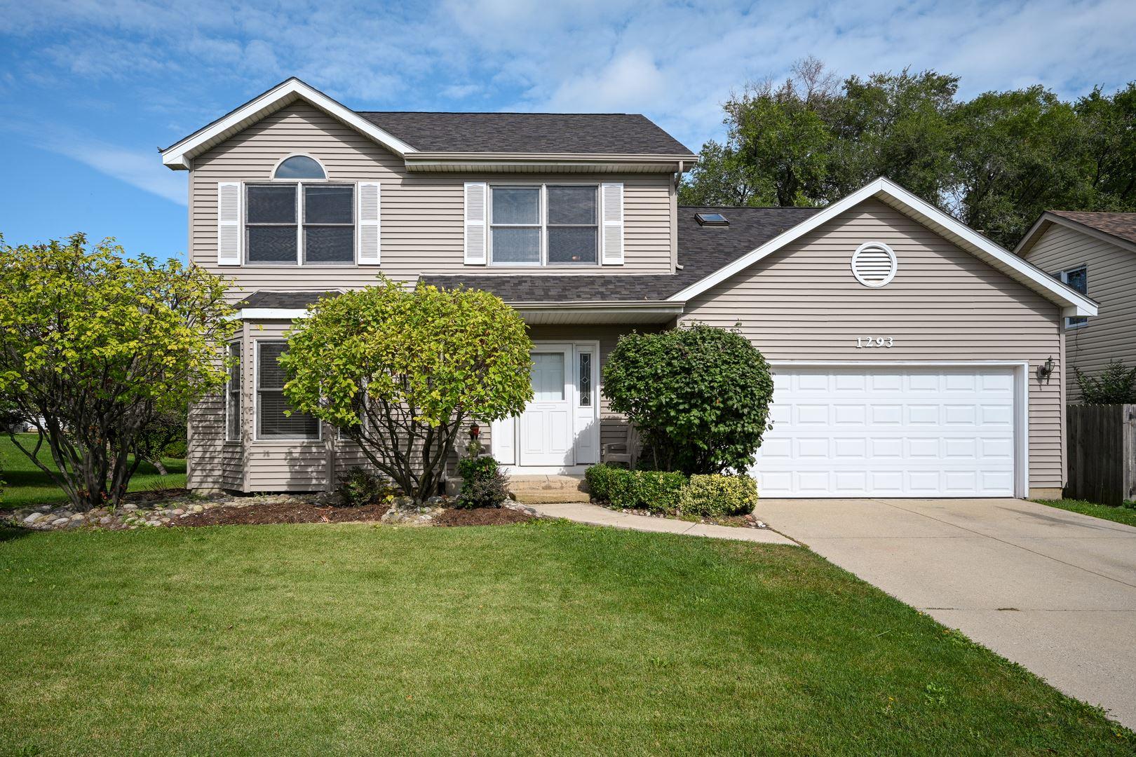 1293 Roberta Court, Glendale Heights, IL 60139 - #: 11246104
