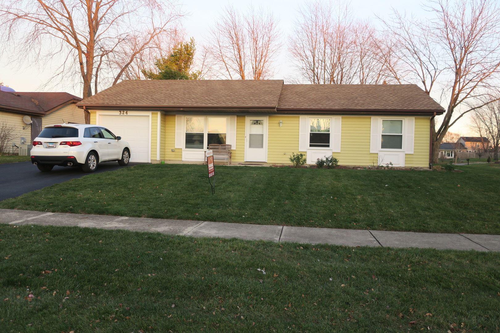 324 Lakeside Drive, Bolingbrook, IL 60440 - #: 10936105