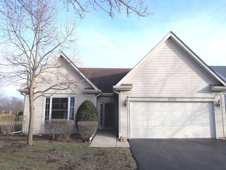 13757 S Redbud Drive, Plainfield, IL 60544 - #: 11027106