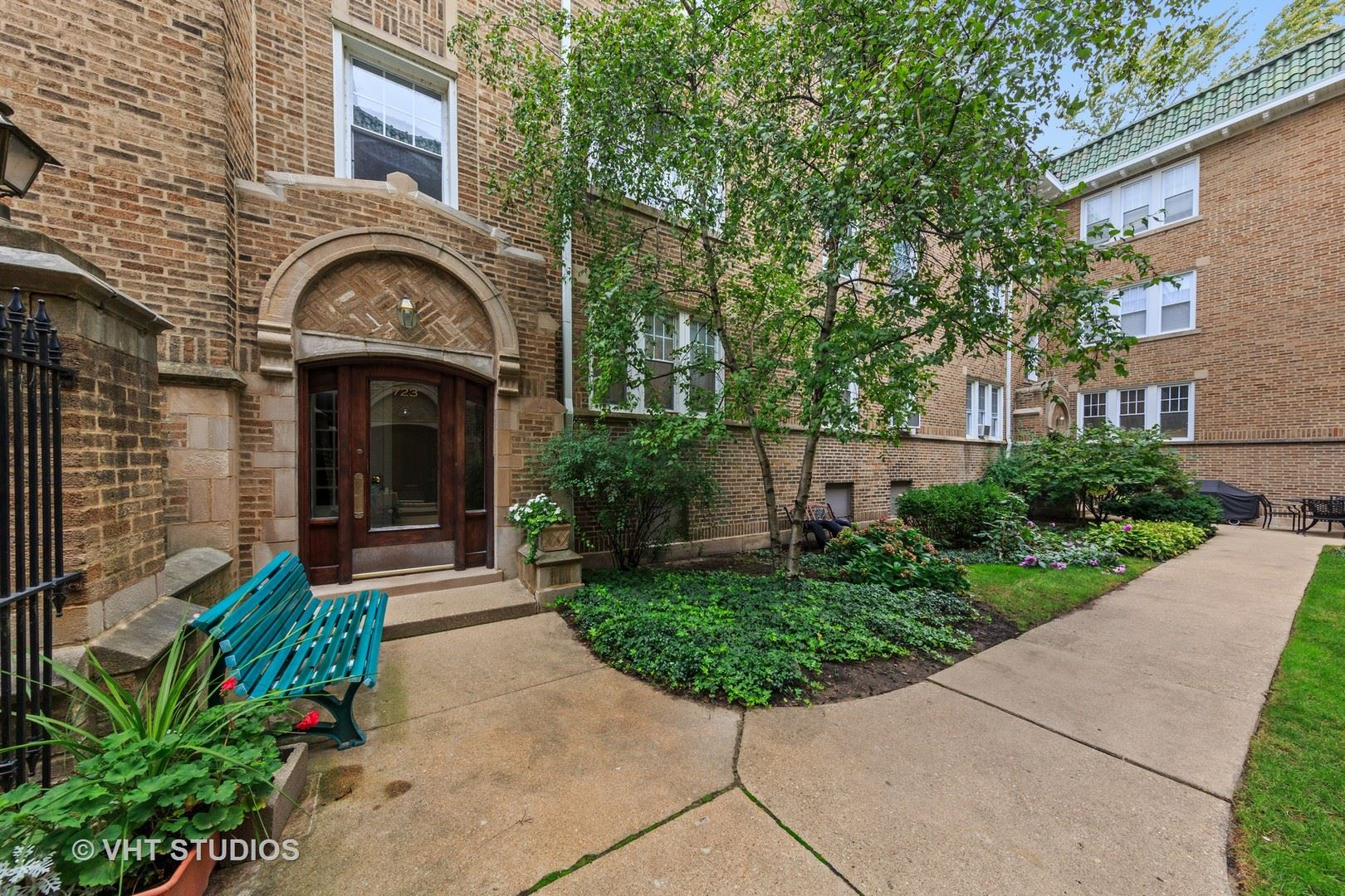 723 Reba Place #2N, Evanston, IL 60202 - #: 11245106