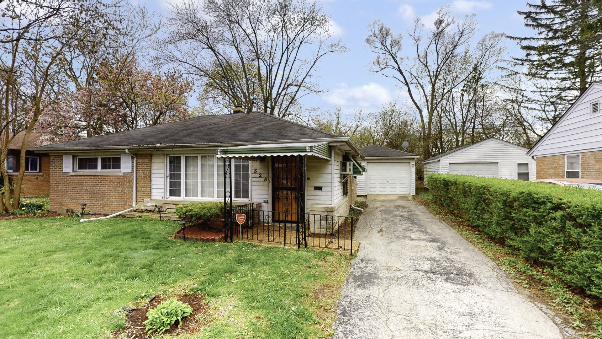 325 Marquette Street, Park Forest, IL 60466 - #: 10709109