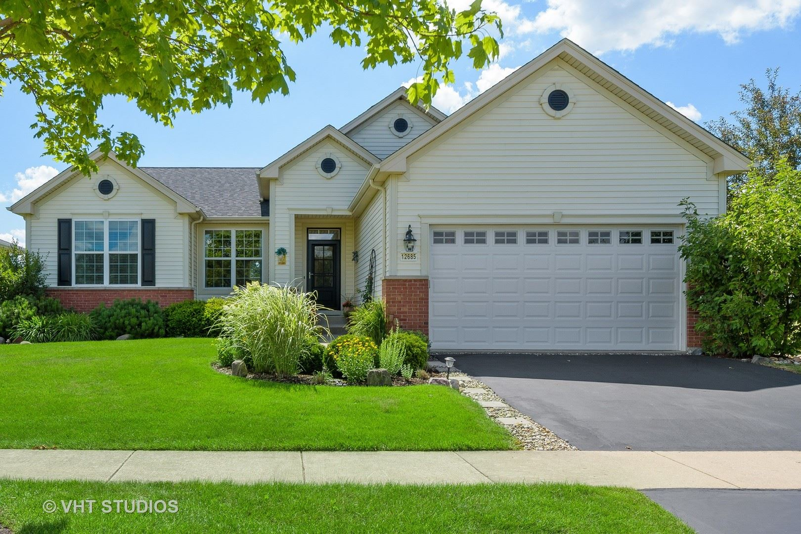 12685 Birdie Drive, Huntley, IL 60142 - #: 10785109