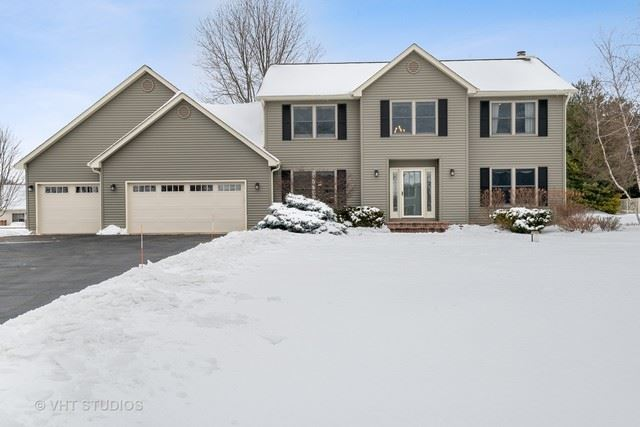 606 Woodridge Trail, McHenry, IL 60050 - #: 10963109