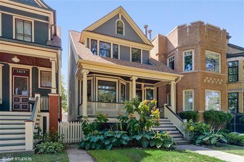 Photo of 1417 W Berteau Avenue, Chicago, IL 60613 (MLS # 10843110)