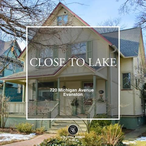 Photo of 720 Michigan Avenue, Evanston, IL 60202 (MLS # 10959111)